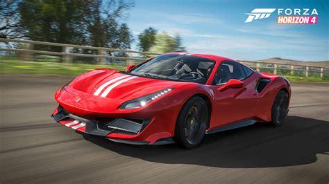 2017 ferrari gtc4lusso forza horizon 4: Forza Motorsport - Forza Horizon 4   Series 16 Update