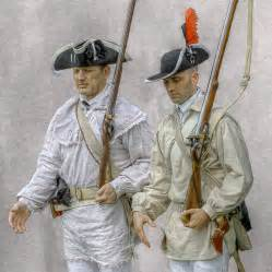 Colonial Soldiers American Revolution