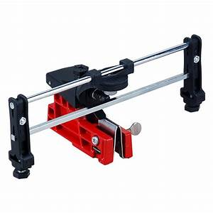 Blue Max Bar Mounted Manual Chainsaw Filing Guide