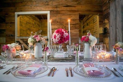 Blumen Hochzeit Dekorationsideenblumen Dekoration Fuer Gartenhochzeit by Land Hochzeit Tischdekoration 2063201 Weddbook