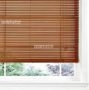 Store Venitien Bois 45 Cm : store v nitien bois 25 mm sur mesure solarama vos ~ Edinachiropracticcenter.com Idées de Décoration