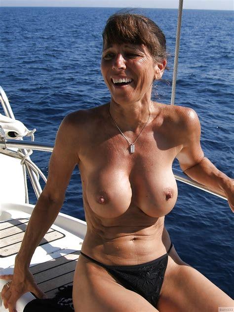Milfs On Boats 55 Pics Xhamster