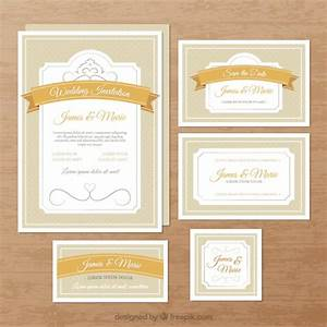 elegant wedding invitations vector free download With elegant wedding invitations eps