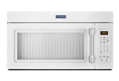 Maytag White Over The Range Microwave Oven   MMV1174DH
