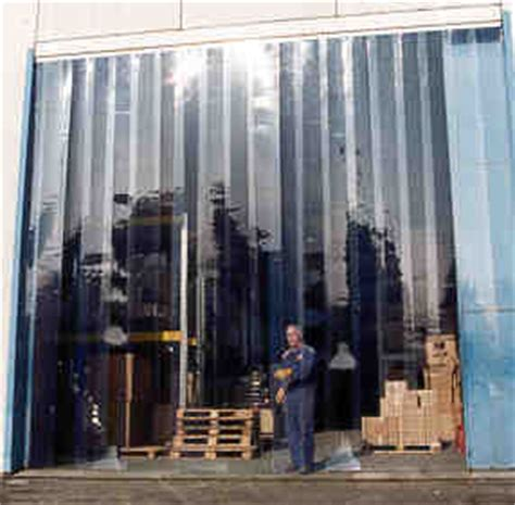 industrial plastic curtains gallery