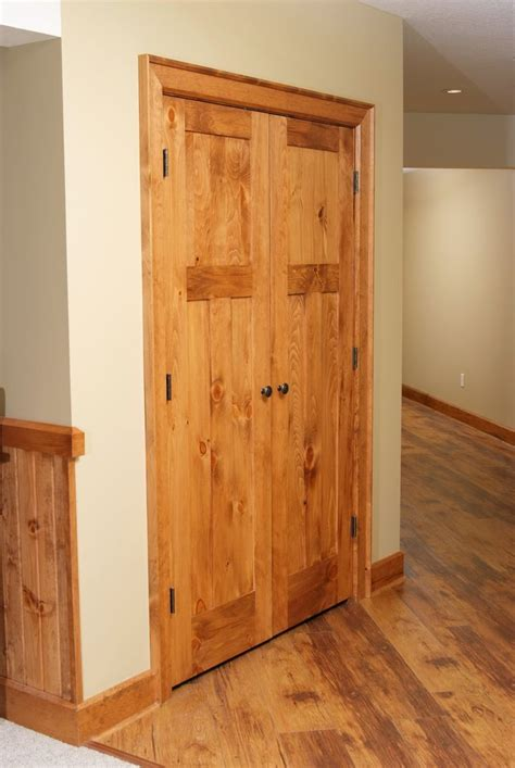 Pine Closet by 1000 Images About Interior Doors On Cherries