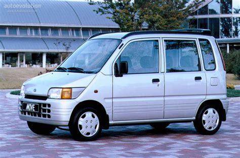 DAIHATSU Move specs & photos - 1997, 1998, 1999 ...