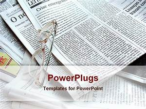 powerpoint newspaper template 21 free ppt pptx potx With openoffice newspaper template