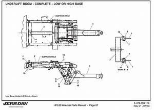 Jerr Dan Under Lift Boom Complete  U2013 Detroit Wrecker Sales