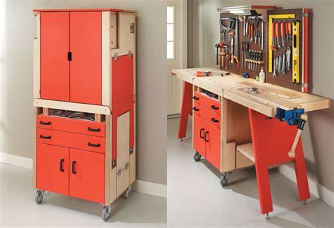 folding workshop design woodsmith plans