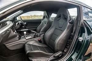 Ford Mustang Bullitt interior | Autocar