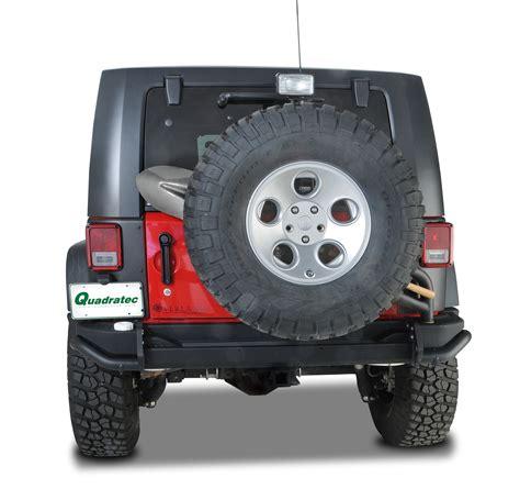 aev jeep rear bumper aev rear bumper for 07 18 jeep wrangler jk quadratec