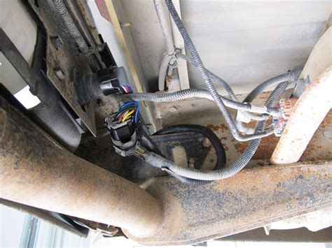 Demco Wheel Gooseneck Degree Wiring Harness With