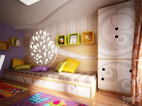 Childrens Bedroom Decor Uk