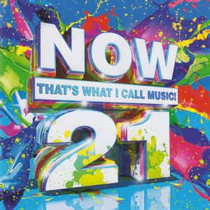 Various  Now That's What I Call Music! 21 (cd) At Discogs