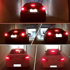 Lampu Rem Mobil Led 1156 Ba15s P21w 2 Pcs