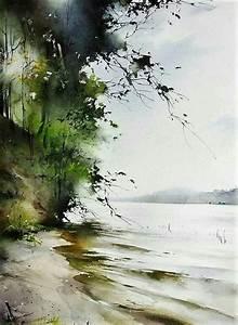 80 simple watercolor painting ideas watercolor landscape
