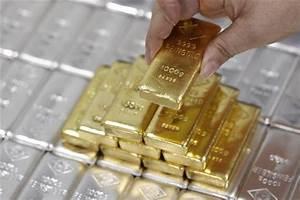 Precious Metals Decline As Risk Sentiment Improves  Gold Drops Most And Palladium Least
