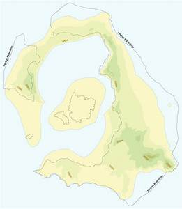 File:Map of Thera before the Minoan eruption (Druitt ...
