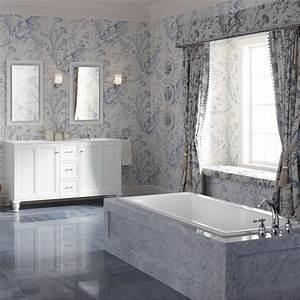 Ambiance Salle De Bain : ambiance baroque dans la salle de bain je d core ~ Melissatoandfro.com Idées de Décoration