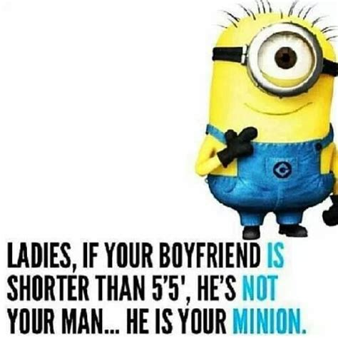 funny minion boyfriend   quotes   Pinterest   Minions, Thank  and Minions Love