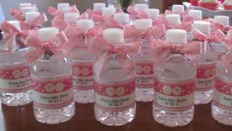 baby shower bottle favors a baby shower for kristine 39 s kitchen