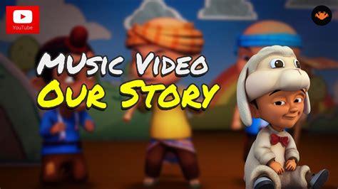 upin ipin  story  video youtube