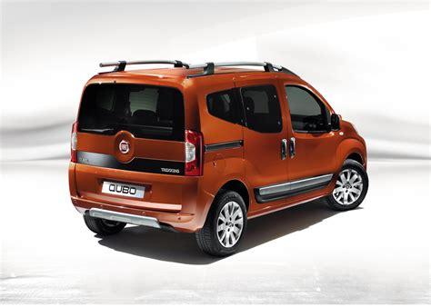 Fiat Qubo by Fiat Qubo A Metano 2015 Prezzo Consumi Dimensioni E