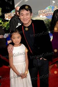 Photos and Pictures - Jet Li and Daughter Jane During the ...