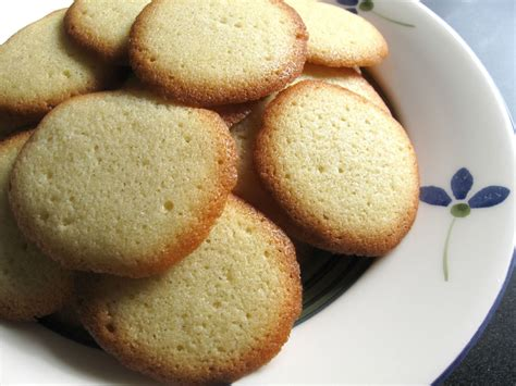 How To Make Langue De Chat Biscuits (with Pictures)