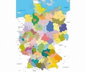 Berlin Plz Karte : digitale postleitzahlenkarte von deutschland zweistellig ~ One.caynefoto.club Haus und Dekorationen