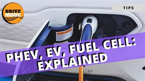 All About Electrified Vehicles   Drive Mode