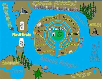 Atlantis Lost Ancient Found Where Crete Spain