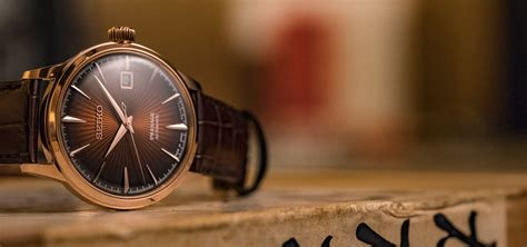VIDEO: Dial it up to 11 with the Seiko Presage Cocktail ...