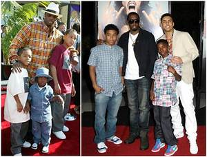 The gallery for --> Sean Combs Kids
