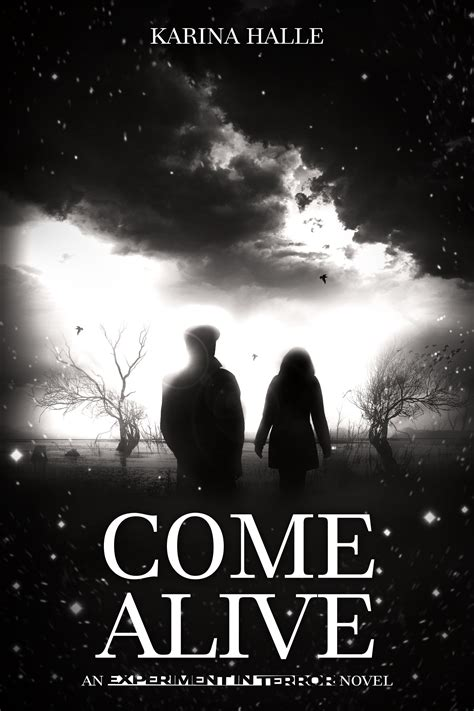 Cover Reveal  Come Alive Eit#7