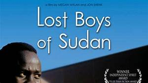Lost Boys Of Sudan  2003