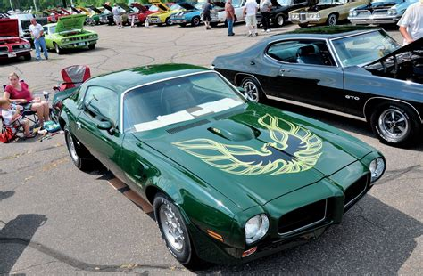 muscle car classic contrasts rod network