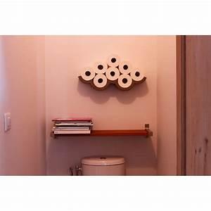 Etagere Murale Nuage : etag re wc en b ton cloud s by ~ Teatrodelosmanantiales.com Idées de Décoration