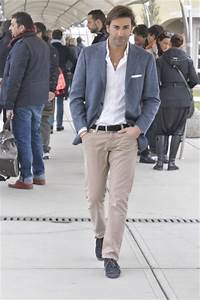 Stylish men's fashion at Pitti Uomo in Florence | Coolhunt ...