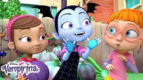 theme song  video vampirina disney junior youtube