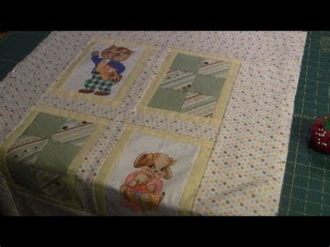 finish  quilt    binding youtube