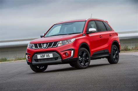 suzuki vitara  debuts  turbo boosterjet ps