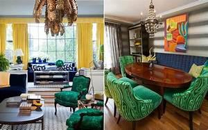 Malachite, Green, Colors, And, Modern, Decor, Ideas