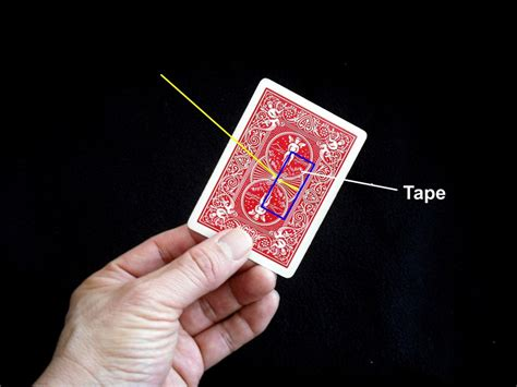 easy card trick easy magic trick floating card trick