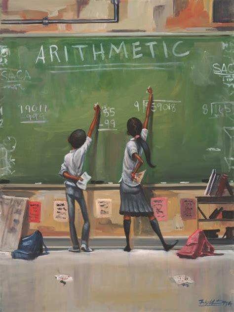 arithmetic  frank morrison  black art depot