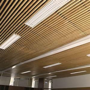 Faux Plafond Bois Menuiserie Image Et Conseil