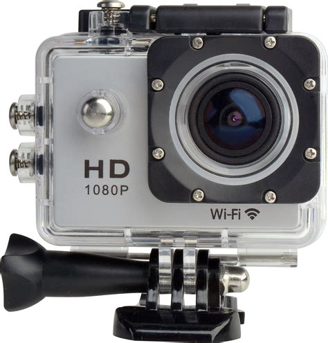 delvcam sportscam p action sports pov camera wi