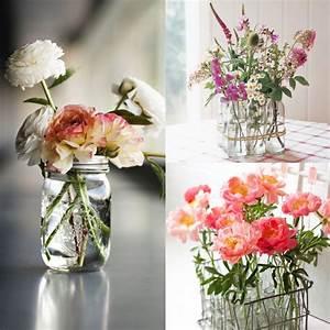 How, To, Make, Simple, Diy, Flower, Arrangements