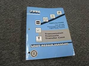 1996 Chevy Kodiak C4500 C5500 C6500 C7500 Transmission